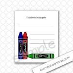 6 crayon bp