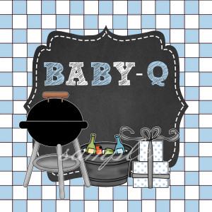 Bbq Baby Shower Invites for nice invitation template
