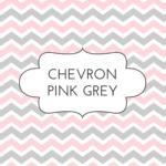 w1 chev pink grey