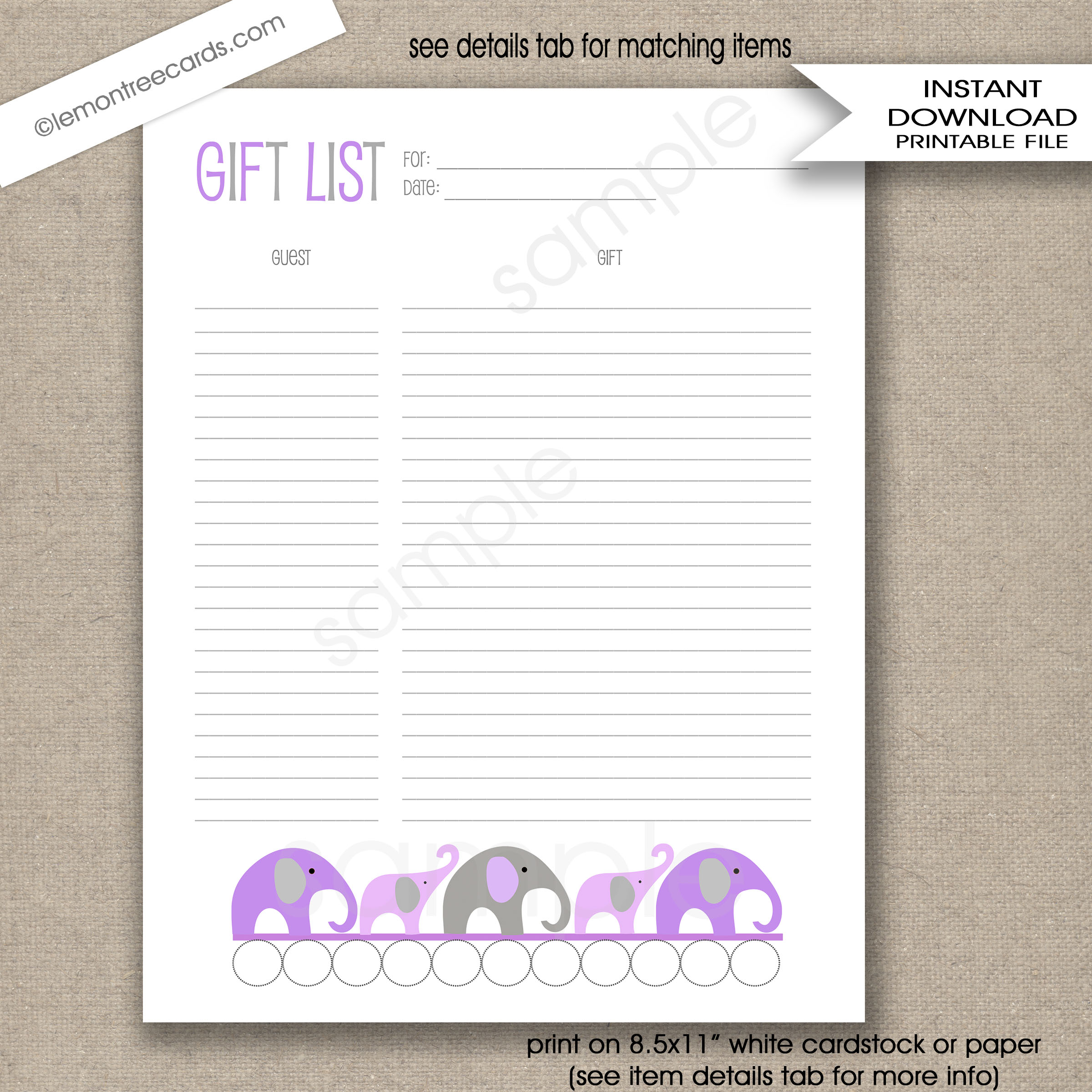 Ideas Baby Shower Gift Free Printable Guest Phenomenal Template Holiday Wish List Images Image Wishlist For Gifts